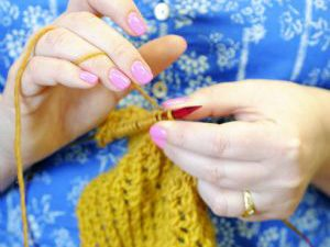 Learn to Knit in Aberdeen